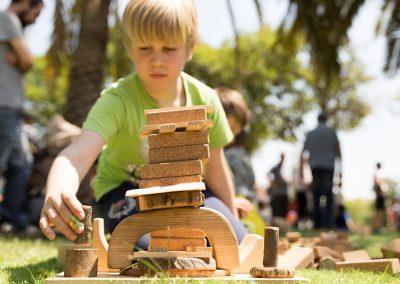 El joc lliure a la petita infància