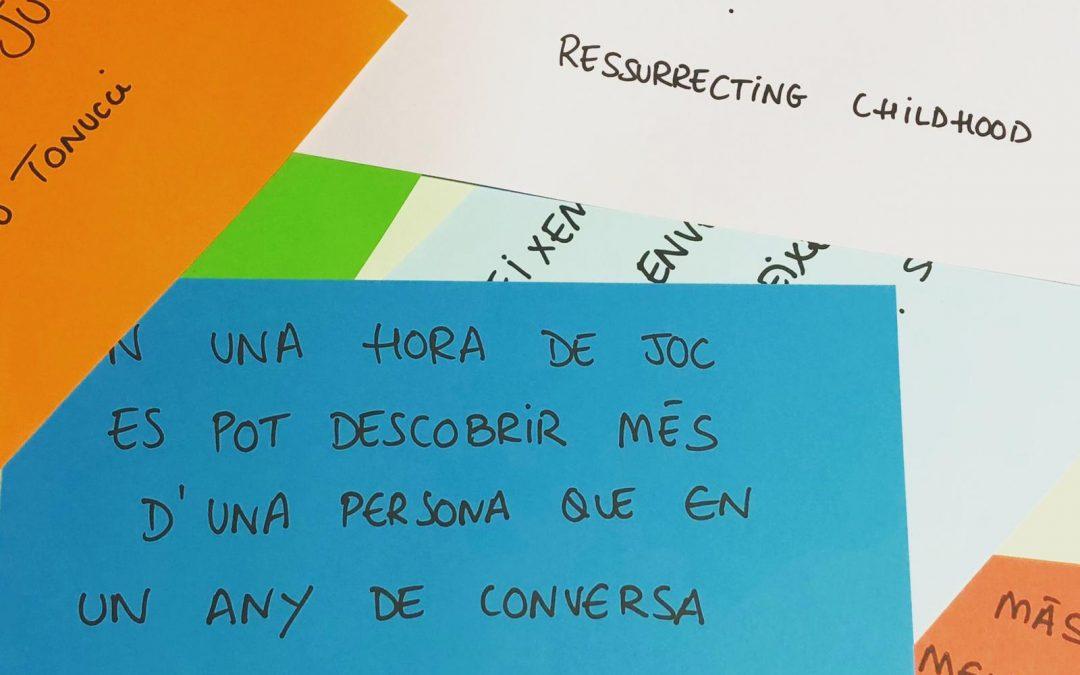 Presentació Repte Cooperatiu a l'IES Arnau Cadell